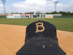 1956 barons cap color